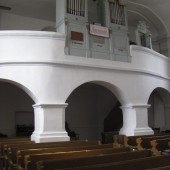 Biserica reformată Cernat-Csernátoni templom