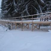 Snowtubing, Băile Harghita - Hargitafürdői szánkópálya