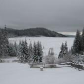 Tél Hargitafürdőn - Iarna la Băile Harghita