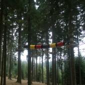 Balu Adventure Park, Hargitafurdo - Parcul de aventura Balu, Băile Harghita