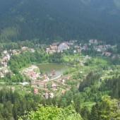 Stânca Șoimilor-Tusnad-Solyomkő