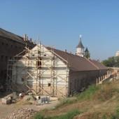 Castelul Oradea - Nagyvaradi kastely