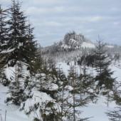 Iarna 2012 la Băile Harghita - 2012-es tél Hargitafürdőn