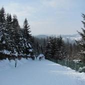 Pârtia Bradul, Toplița-Fenyő sipálya, Héviz