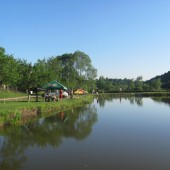 Păstrăvăria Bixad-Bükszádi halastó